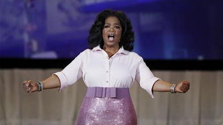 What if Oprah?