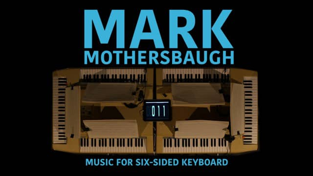 Mark Mothersbaugh Six Sided Keyboard